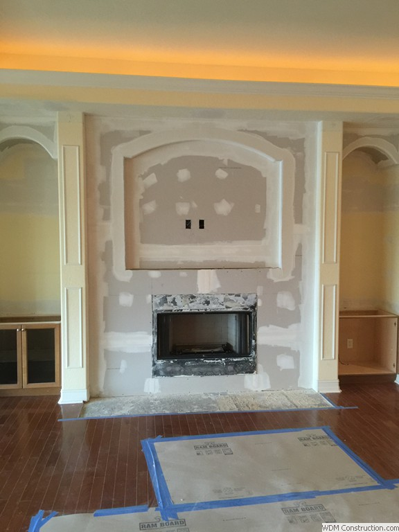 Wdm Construction Interiors Remodeling Gallery