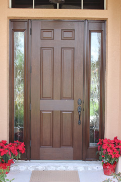 WDM can replace front entry doors