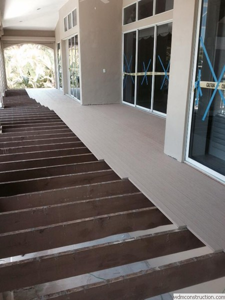 Featured Remodel Project Deck On Sanibel Golf Course