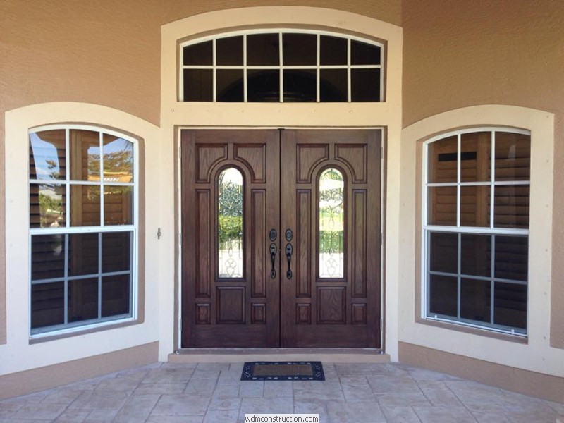 Featured Remodel Project Residential Door Replacement In